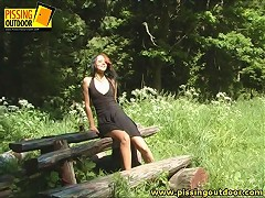 Valeria likes to walk in the forest especially in the summer when the weather is fine. She can walk slowly,