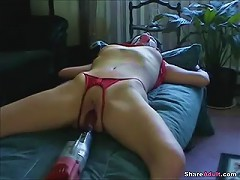 This amateur couple take pleasure fucking together