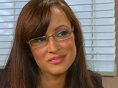 Its big boobs and brunette beauties in this hot MILF scene! Ann Marie Rios and Lisa Ann play mature teacher an