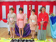 This Japanese massage school features three sexy girls that learn how to do all crazy things