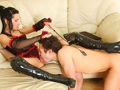 All admirers of HQ femdom pics are welcome to enjoy the freshest sets, revealing all peculiarities o