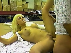Here is the most well endowed slut in cock sucking, she can suck cock deep