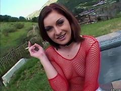 Horny Renee sa