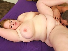 There was nothing like the feel of Red Rozes mouth on the tip of my cock while her huge tits squashed my shaft. This auburn-haired beau