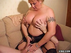 Prop yourself up coz she is already hot, and shes on for another sex s