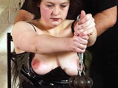 Humiliation and bdsm training torments of slaveslut Emma
