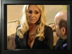 Mary Carey has what it takes to be the next governor of California. Shes smart and she knows her way around wh
