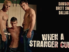 When Dawson Riley and Dallas Evans decide on some Halloween chills and thrills, they get more than they bargain for when a strange