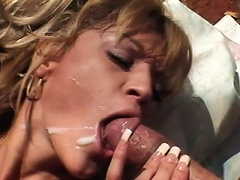 This will be one of the exhilarating, mind-blowing facial cumshots ever, compiled in just one hell of sex video, just