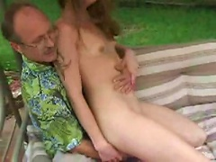 The sun was up and she is feeling hot, a burning horny sensation in her groin, re