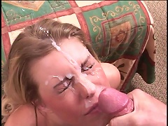 She is blonde whore that is built for sucking dicks. With those luscious lips that can strang