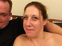 Horny pregnant brunette Serenity needs someone to pamper her eager pussy. Shes pretty and very sexy with her big plump ti