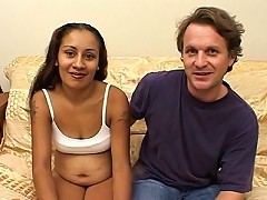 Exotic pregnant beauty Tina may have a fully loaded belly, but that wont stop this hottie from getting some intense pussy